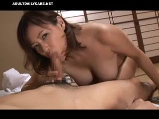 Her sons massive cock