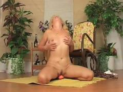 Naughty Milf In Heat