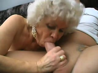 Old ladies sucking cocks