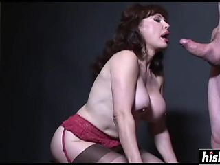 Free downloads & Watch Incredible vanessa gets a hard pounding.mp4 1