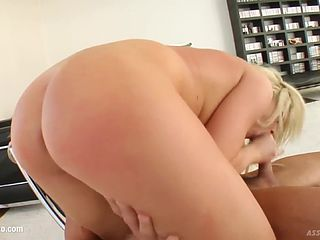 Anal sex perfect ass